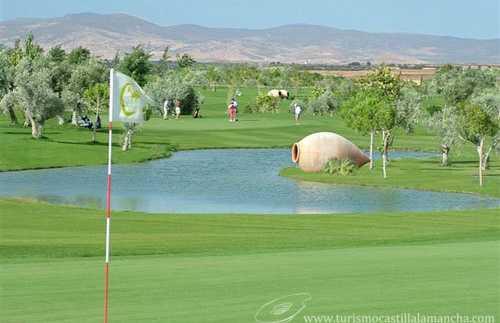 Club de Golf Reino del Quijote
