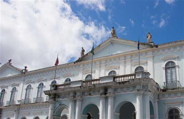 Museu de Arte de Belém - Palácio Antonio Lemos