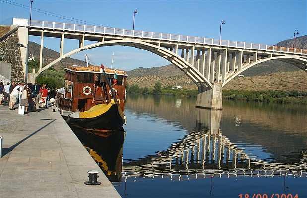 Banchina Barca de Alva