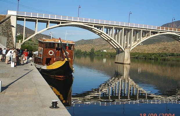 Embarcadero de Barca de Alva