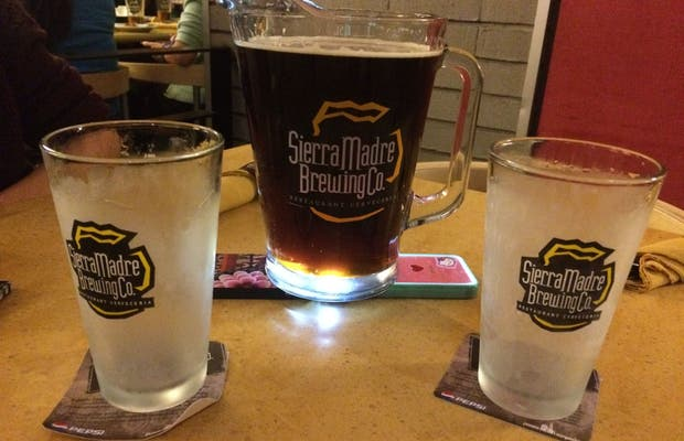 Sierra Madre Brewing Co.