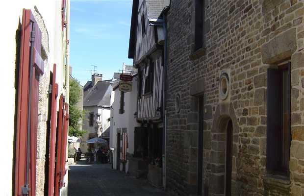 Restaurante Crêperie de la Roche