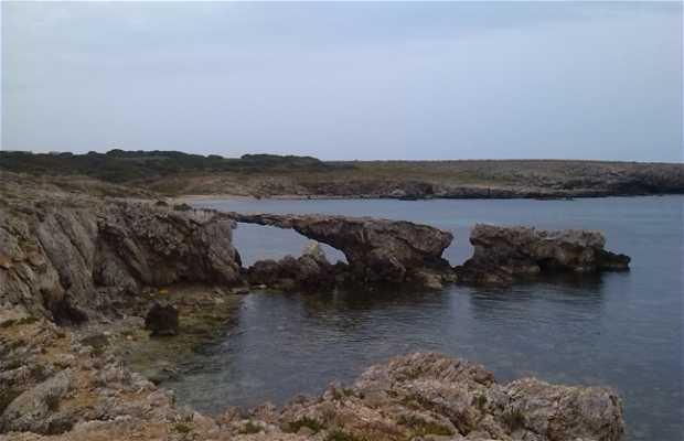 Cala Rotonda (Arco di Ulisse)