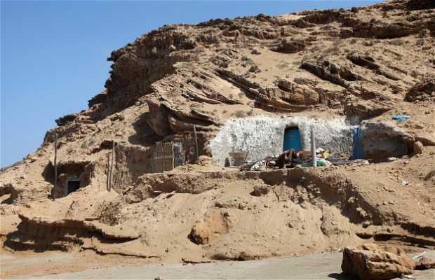 Cuevas de Sidi Rbat