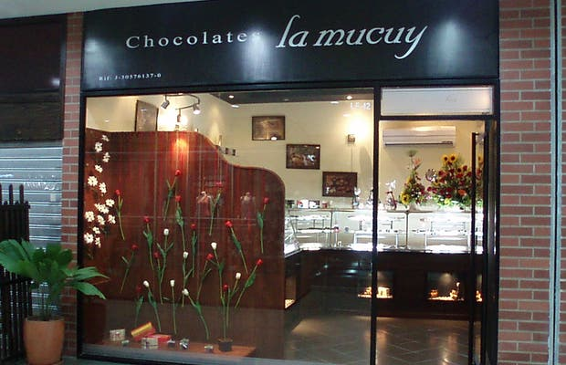 Chocolates la Mucuy