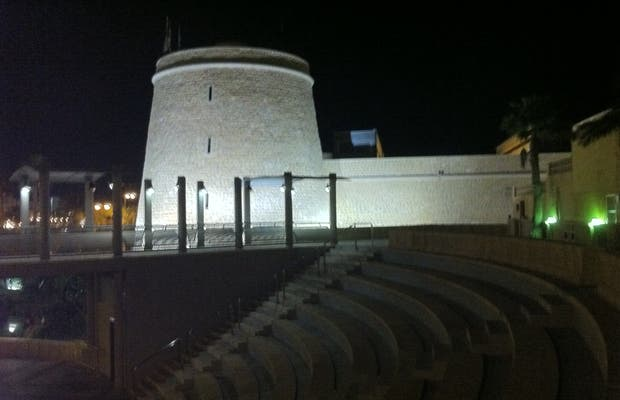 Santa Ana Castle