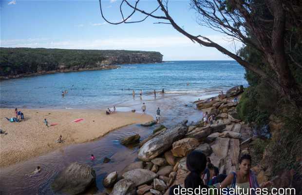 Wattamolla beach