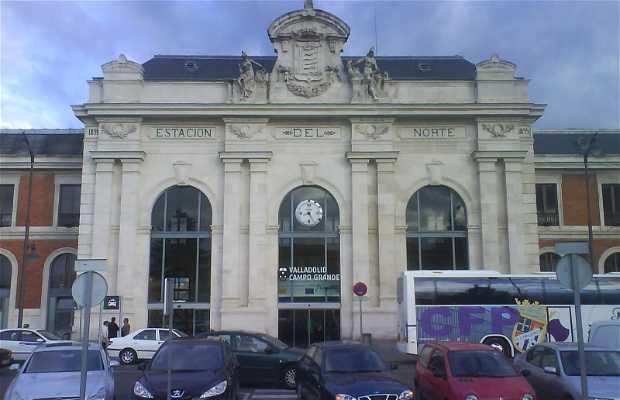 Estación de tren- Campo Grande