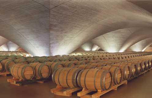 Cave à vins Otazu