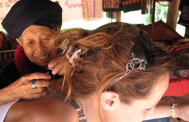 Tribes Yao Chiang Rai