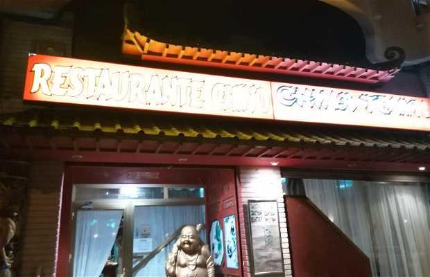 Restaurante chino China Town, Santa Pola