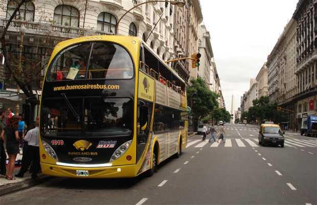 Bus Turistico Buenos Aires