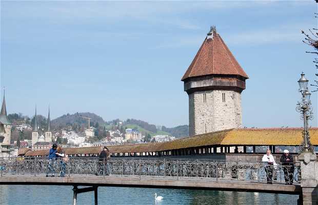 Rathaussteg - Puente de los Molinos
