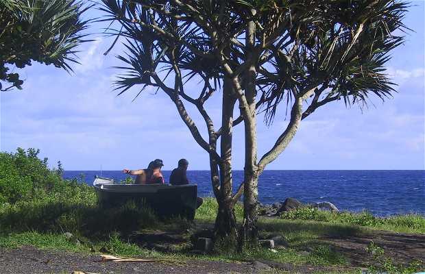 Playa de Sainte Rose, Sainte Rose, La Reunion
