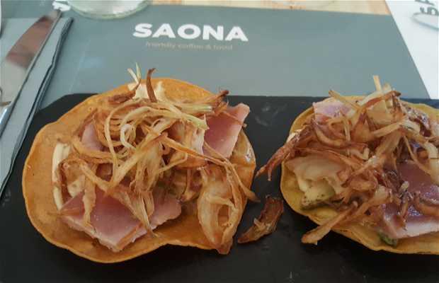 Restaurante Saona Cortes Valencianas
