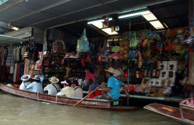 Marché de Klong Lat Phli