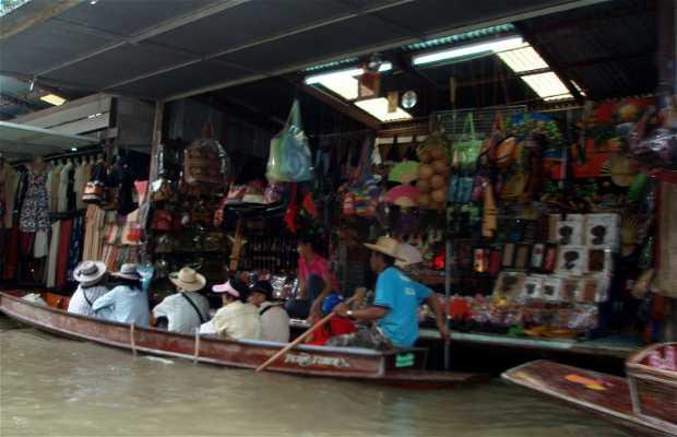Mercado de Klong Lat Phli