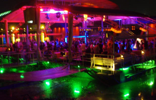 Barco-bar Cruise