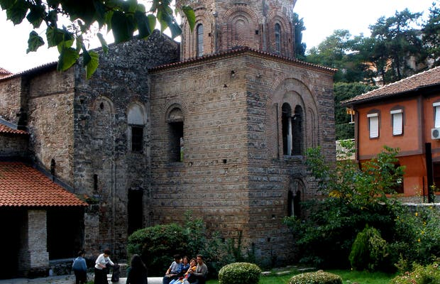 Eglise Sainte Sophie