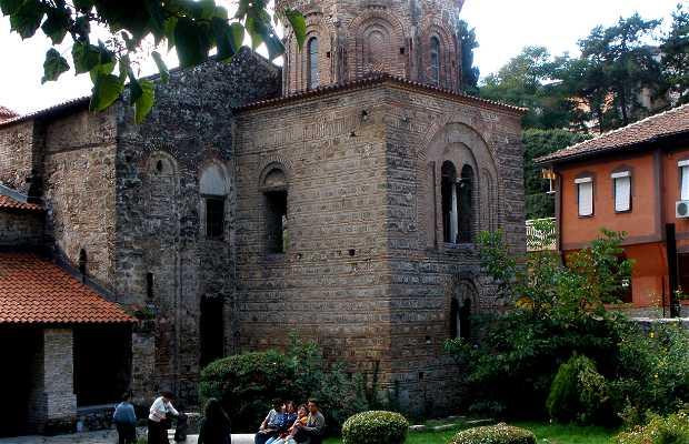 Hagia Sophia Church (Ohrid)