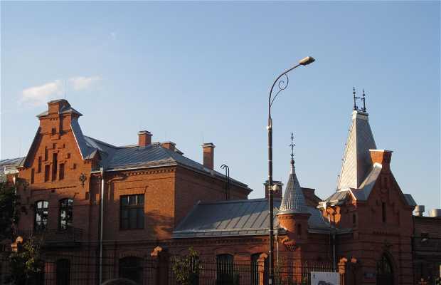 Antigua Destilería Varsoviana de Vodka
