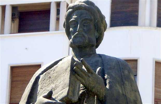 Monument to Ibn Khaldoun