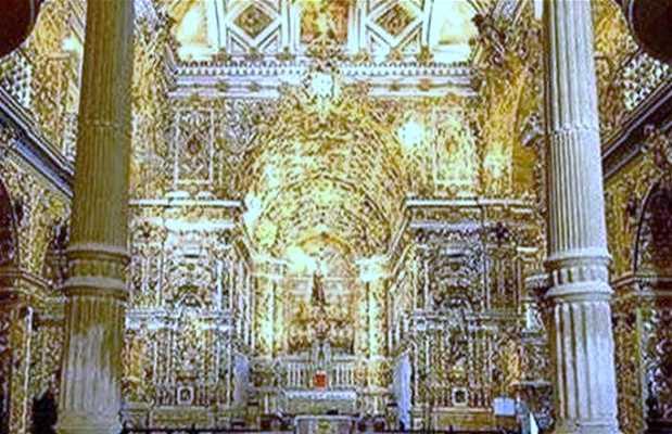 Eglises de San Salvador de Bahia