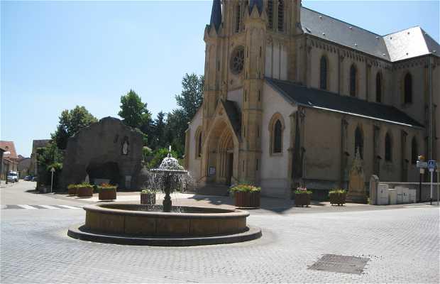 Iglesia de Woippy