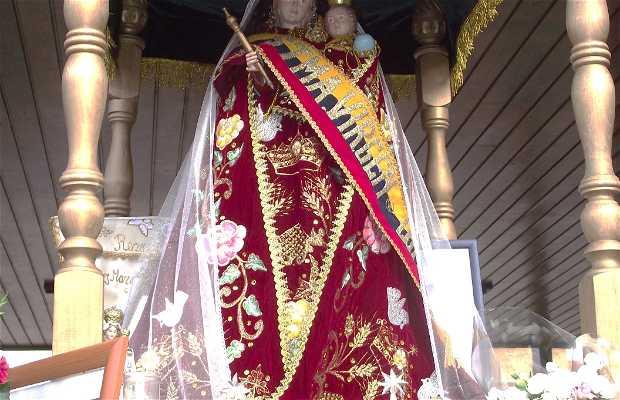 Celebración de la Virgen del Quinche (Madrid)