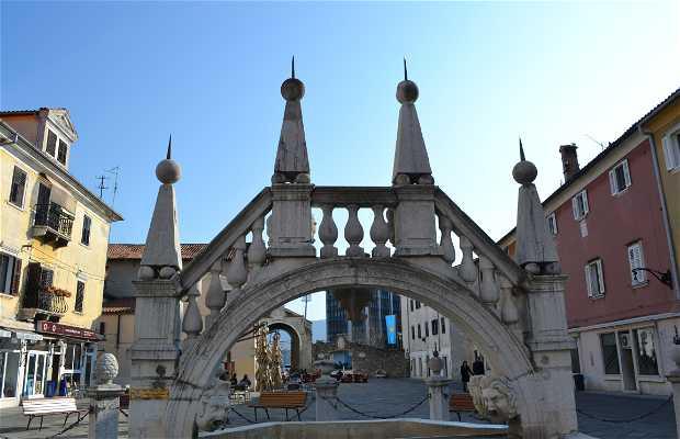 Fontana Da Ponte