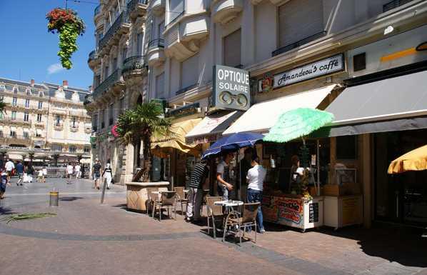 Amandeou's Caffé