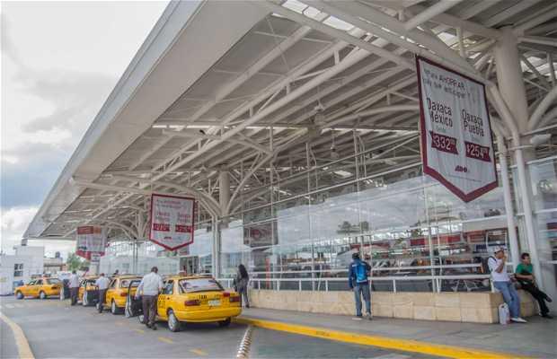 Central de Autobuses de Oaxaca