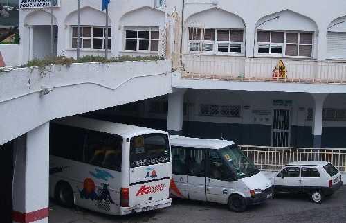 Estación de Autobuses de Almuñecar
