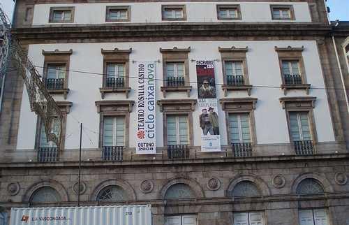 Teatro Rosalía Castro