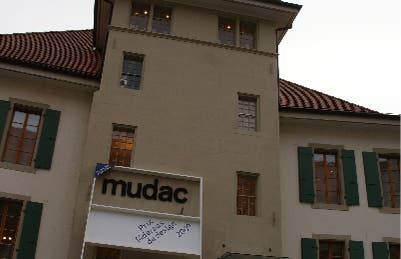 Mudac Museum Of Contemporary Design And Applied Arts Lausanne