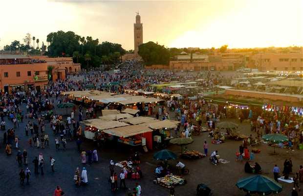 Plaza de Jamaa el Fna