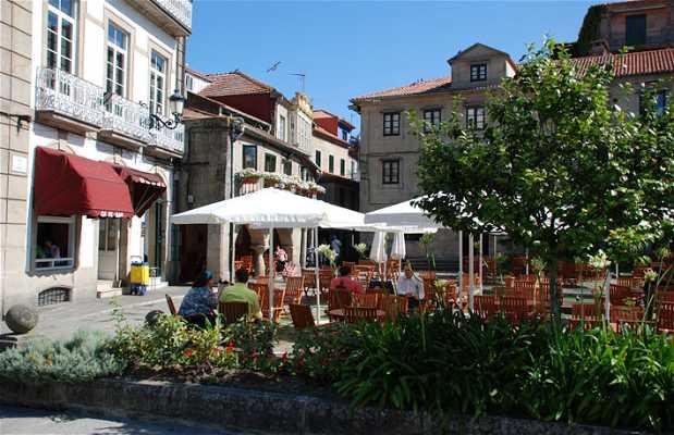 Terrazas en Pontevedra