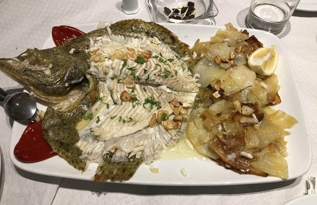 Restaurante Sidrería Manolo