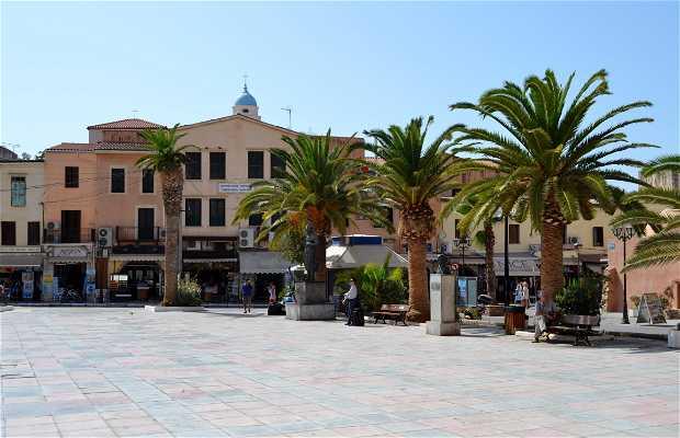 Piazza Mitropoleos