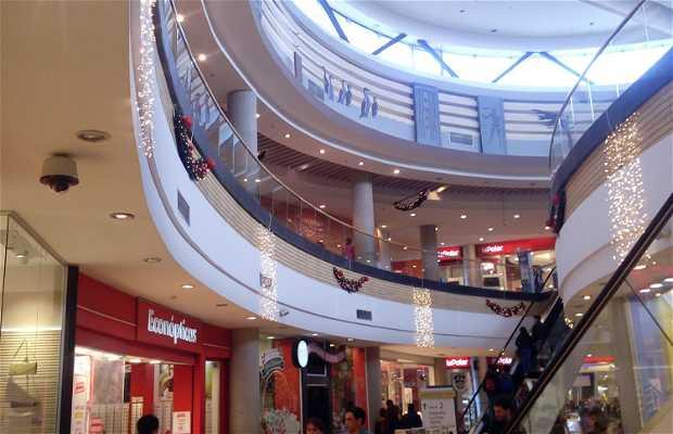 Mall Espacio Urbano Pionero