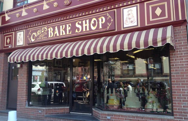 Carlo's bakery shop