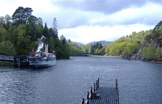 Loch Katrine (Lago Katrine)