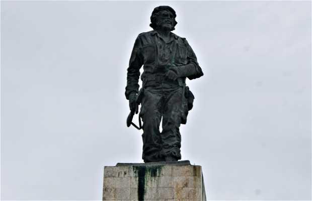Ernesto Che Guevara, recuerdo de un pueblo