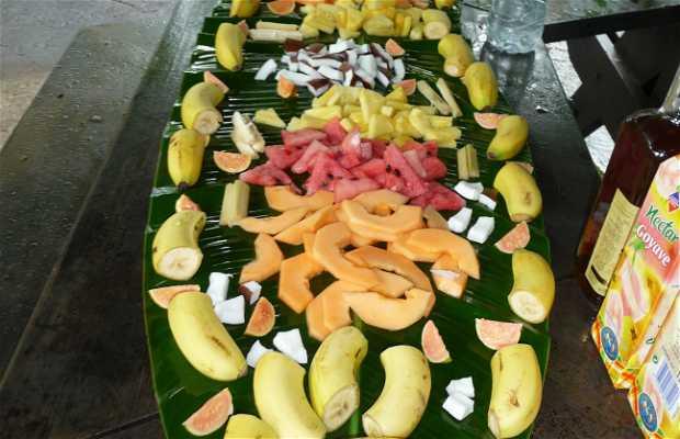 Frutas Martinicanos