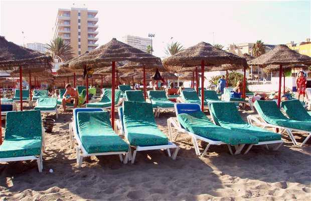 Praia El Bajondillo