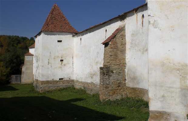 Dârjiu Fortified Church