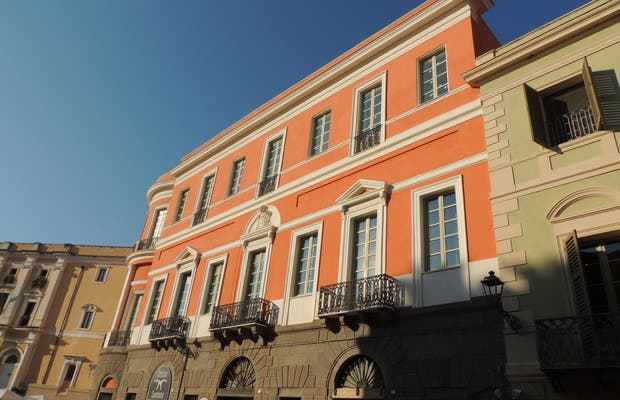 Palazzo Carta - Corrias