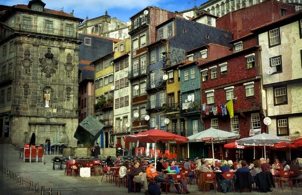 Plaza da Ribeira