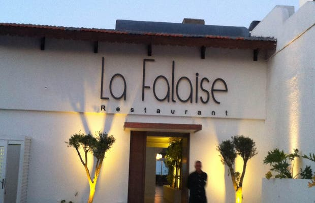Restaurante La Falaise