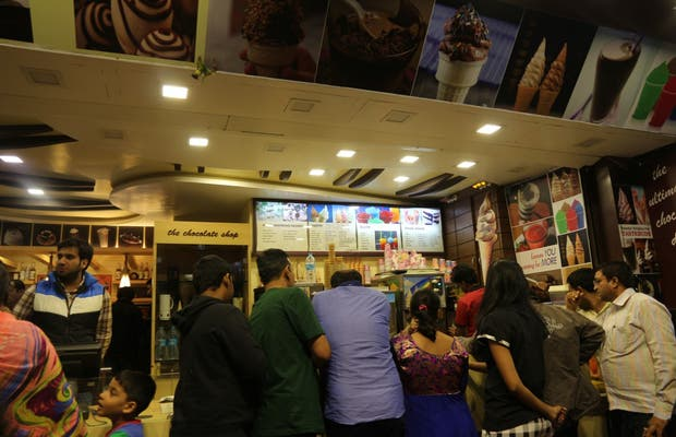 Heladeria The Chocolate Shop